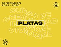 PLATAS: Curso de Creatividad Integral Vivencial 19-20