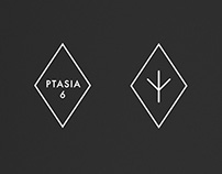 Ptasia 6 Polish Designers Concept Store (identity)