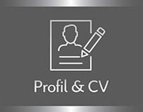 PROFIL & CV