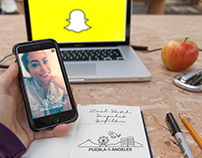 Snapchat Geofilter. Puebla,Méx. -Activated-