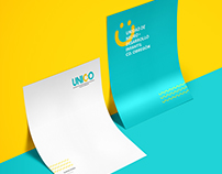 UNICO — Brand identity.