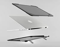 3D of Product • MAXCases ma\\Macbook