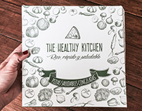 Packaging for Healthy Pizza
