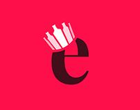 Enoarquía.com logo redesign