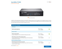 Ecommerce Product Page - Cyber Security