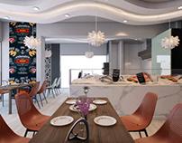 Sea Food Restaurant Design