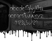 PAINTDRIP | Free font