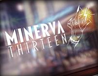Minerva Thirteen Branding