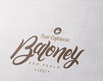 Logo e ID visual Baloney Café
