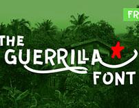 Guerrilla Font