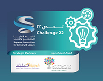 Challenge22 Digital Campaign 2015