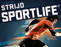 Sportlife campaign