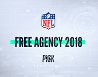 NFL Free Agency for Pick 6