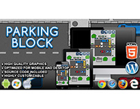 HTML5 Game: Parking Block