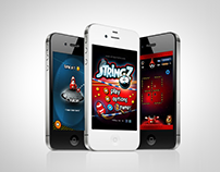 Stringz - iOs Award Winning Game Project Design