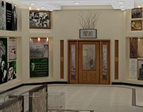 pakistan ranger art gallery interior design