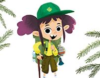 Explorers girls