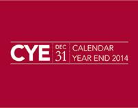 Campaign: Calendar Year End