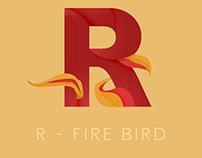 Creative Lettering Logo Design by Aditya Pramana