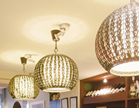Architecture & Interior Design for Amaranth Cafe London