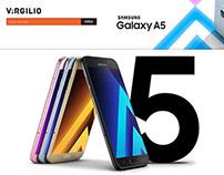 Samsung Galaxy A5 Special ADV