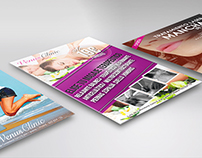Flyers - Venus Clinic Madrid