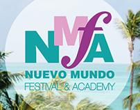 NMFA 2015 Logo and Branding