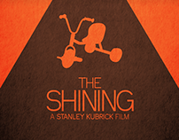 POSTER MINIMALIST // THE SHINING