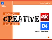 eLearning: Adobe Behance demo