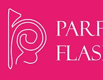 Parfumes flash logo