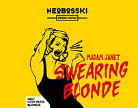 Neobosski - swearing blonde