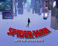 Spider-Man: Into the Spider-Verse - UI/UX Concept