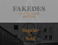 Free Fakedes Font