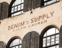 "Denim & Supply ""Spring 2015"" Ralph lauren"