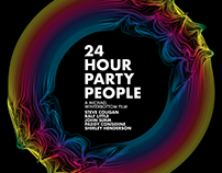 24 hour party people (2002) tribute poster