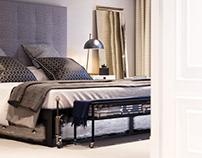 Tavistock Master Bedroom & En Suite