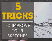 5 tricks to improve drawing