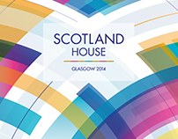 Glasgow 2014 - Scotland House