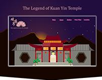 Kuan Yin Temple Web Design