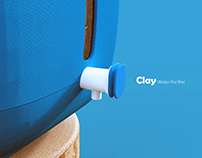 Clay - Natural Water Purifier