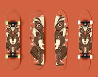 Tótem Skateboard