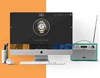 Online Watch E-commerce