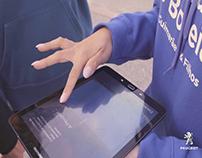 Vídeo Promocional Ação Boleia do Vitor (Peugeot)