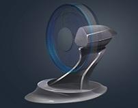 Table-fan design