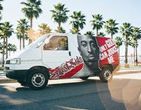 Tupac Shakur & Notorious B.I.G. / Sochi, 2017.