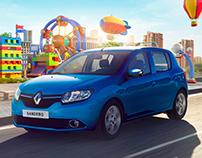 Renault Sandero - La diversión te encuentra