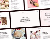 Scoop – Vegan Frozen Yogurt