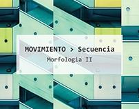 Secuencia / Relato morfológico
