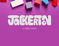 Jackerton Font