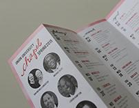Chapel Brochure: Spring 2015